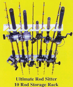 Ultimate Rod Sitter
